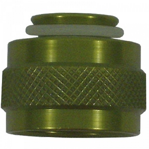 Valken Aluminum Thread Savers, Green