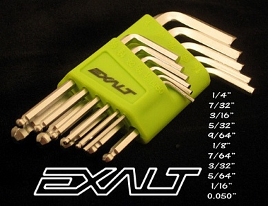 Exalt Hex Key Set шестигранники